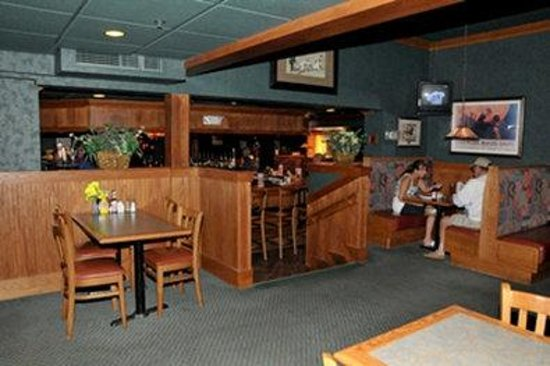 BEST WESTERN Sovereign Hotel - Albany: Bar