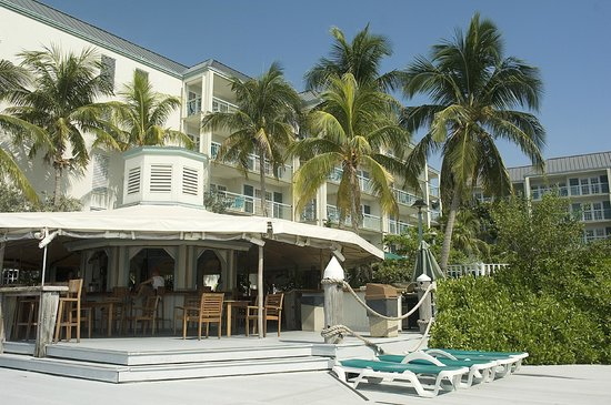 pool view picture of galleon resort and marina key west. Black Bedroom Furniture Sets. Home Design Ideas