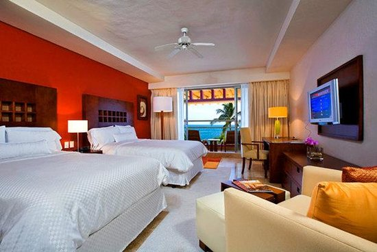 Westin Resort & Spa Puerto Vallarta: Royal Beach Club Room - Double