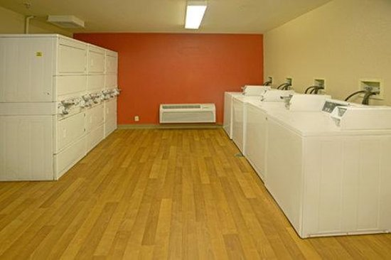 Extended Stay America - Juneau - Shell Simmons Drive: On-Premise Guest Laundry