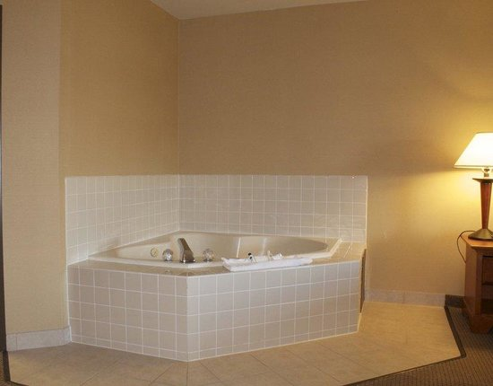 Yakima, Etat de Washington : Jetted Whirlpool Suite