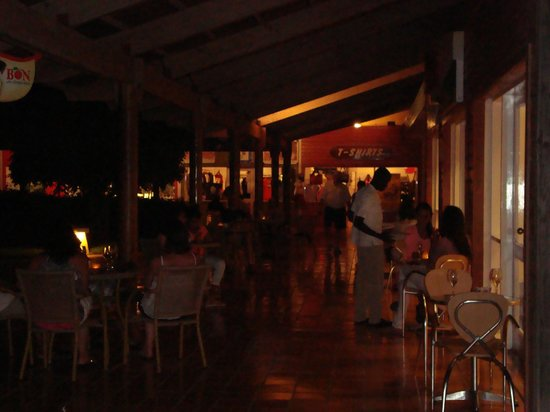 Catalonia Bavaro Beach, Casino & Golf Resort: The Creperie