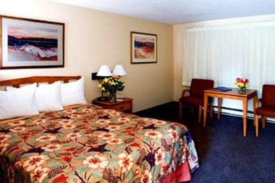 BEST WESTERN Rocky Mountain Lodge: Guest Room