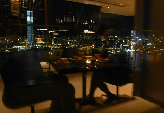 Four Seasons Hotel Hong Kong: executive club
