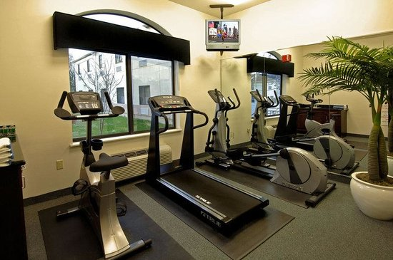 BEST WESTERN Monroe Inn & Suites: Fitness Center