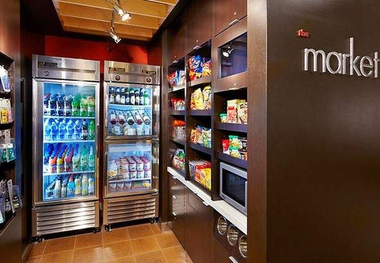 Courtyard by Marriott Altoona: The Market
