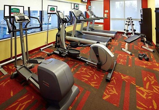 Courtyard by Marriott Altoona : Fitness Center
