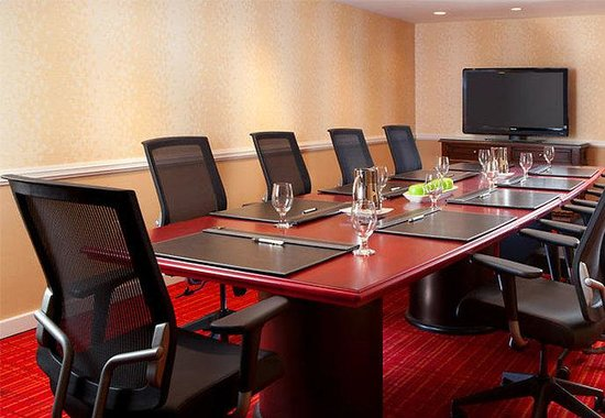 Napa Valley Marriott Hotel & Spa: Boardroom