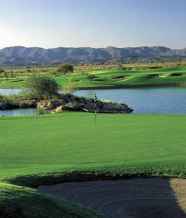BEST WESTERN PLUS Tempe by the Mall: Golfing