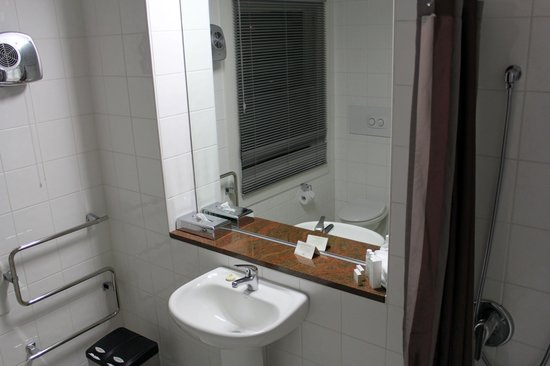 ‪‪Hanmer Springs‬, نيوزيلندا: Bathroom very clean‬