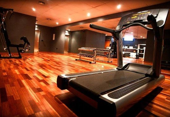 AC Hotel Cuenca by Marriott: Fitness Center