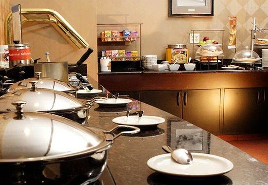 Courtyard by Marriott Burlington Taft Corners: Courtyard Café