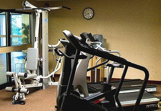 Courtyard by Marriott Burlington Taft Corners: Fitness Room