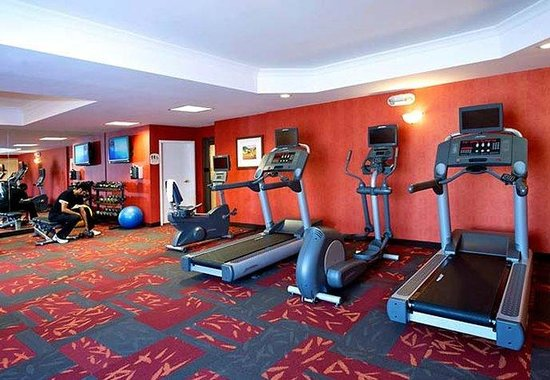 Residence Inn Halifax Downtown: Fitness Centre