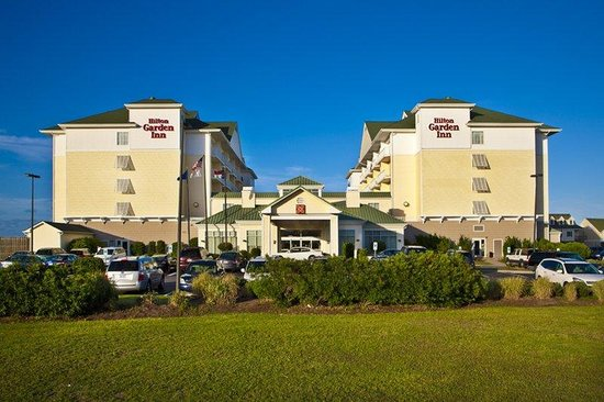 Hilton Garden Inn Outer Banks/Kitty Hawk: Exterior