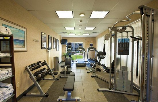 Hilton Garden Inn Outer Banks/Kitty Hawk: Fitness Center