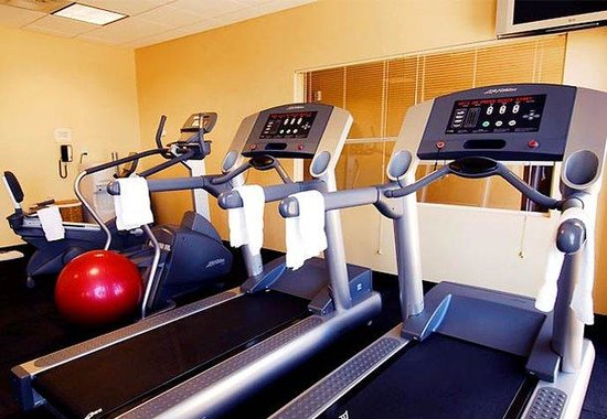 Courtyard by Marriott Paso Robles: Fitness Center