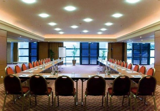 La Defense, Francia: Les Chateaux Meeting Room