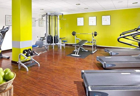 Courtyard by Marriott München City Center: Fitness Center