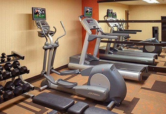 Courtyard by Marriott Indianapolis Carmel: Fitness Center