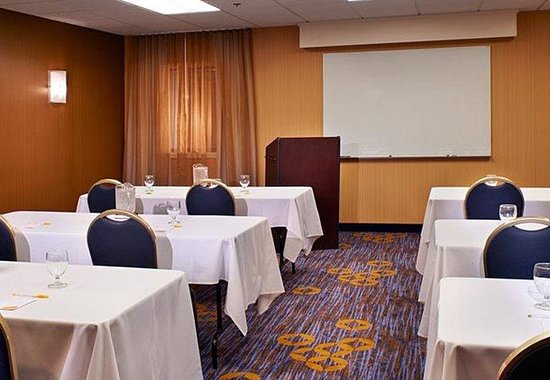 Courtyard by Marriott Indianapolis Carmel: Meeting Room