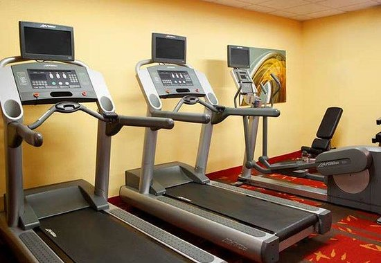 Norwood, MA: Fitness Center