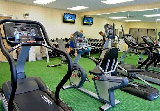 Courtyard by Marriott San Antonio North Stone Oak at Legacy: Fitness Center
