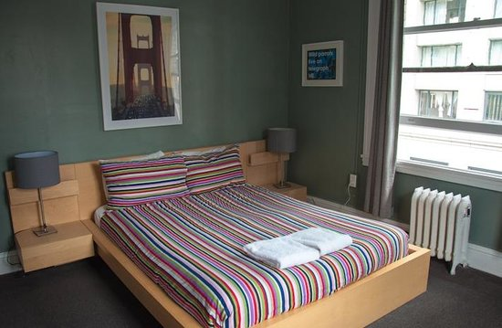 Hostelling International- San Francisco/ Downtown: private room