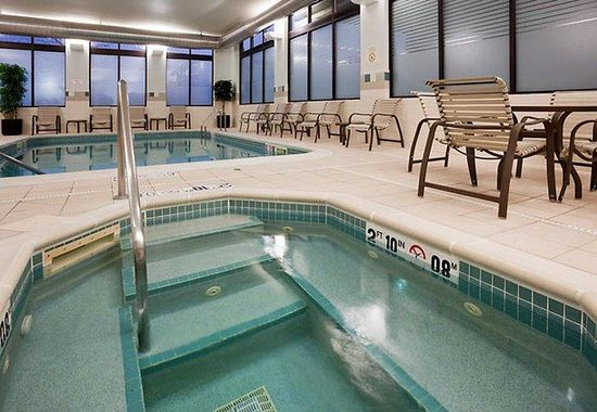 Courtyard Rochester Mayo Clinic Area/Saint Marys: Indoor Pool & Whirlpool