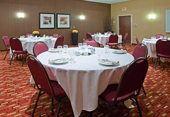 Courtyard Rochester Mayo Clinic Area/Saint Marys: Carpenter Room – Social Event