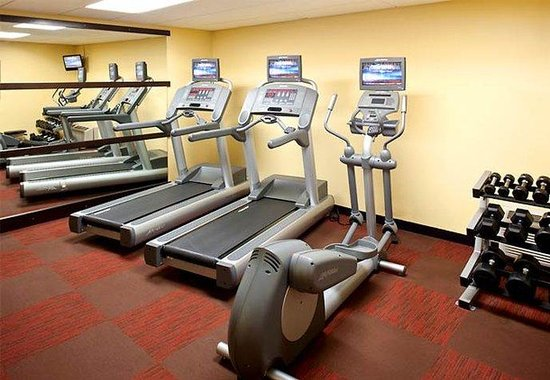 Courtyard by Marriott Boca Raton: Fitness Center
