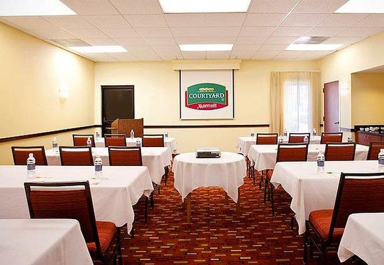 Courtyard by Marriott Boca Raton: Meeting Room