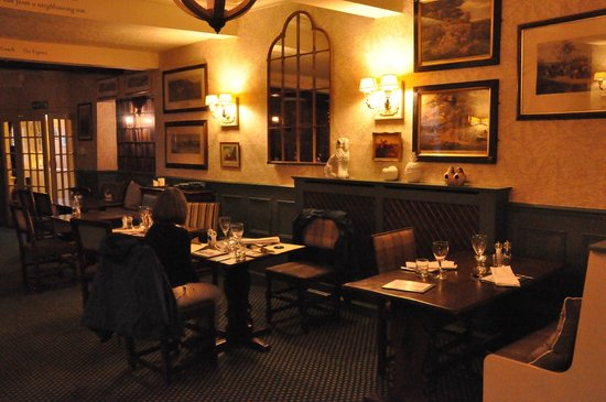 Golden Fleece Hotel: Dining Room #1