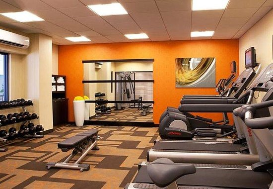 Courtyard Alexandria Pentagon South: Fitness Center