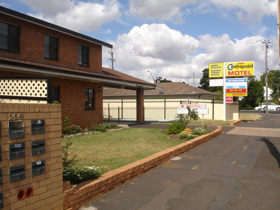 Centrepoint Motel