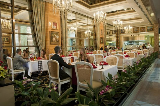 NagaWorld Hotel & Entertainment Complex: Bistro Romano Italian Restaurant