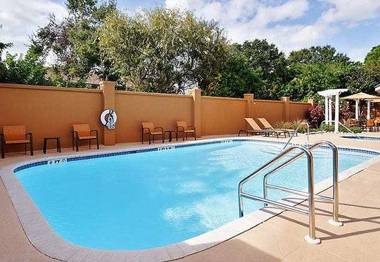 Courtyard by Marriott Sarasota Bradenton Airport: Outdoor Pool