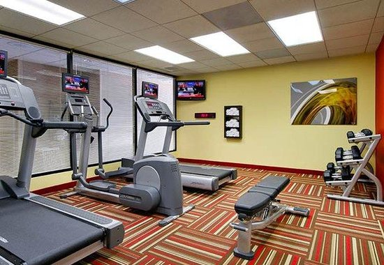 Courtyard by Marriott Sarasota Bradenton Airport: Fitness Center