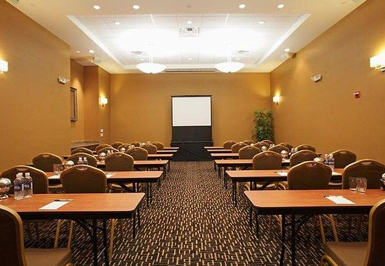 ‪‪Courtyard by Marriott, Montvale‬: Classroom-Style Meeting‬