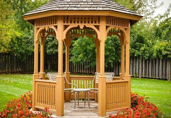 Valparaiso, IN: Gazebo