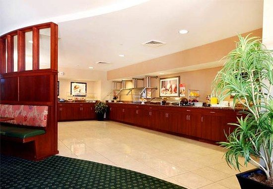 Courtyard by Marriott Potomac Mills: Courtyard Café