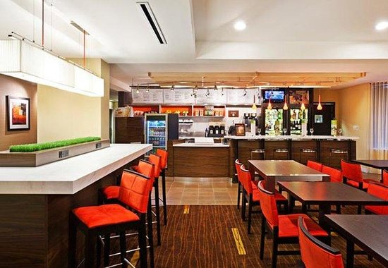 Courtyard by Marriott San Antonio Airport / North Star Mall: The Bistro