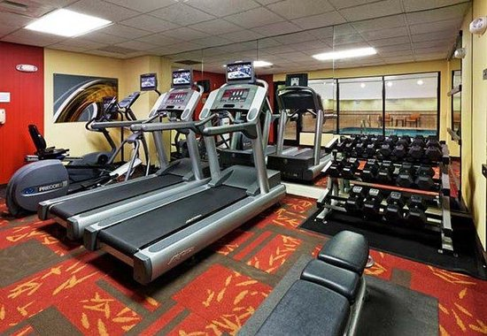 Courtyard by Marriott San Antonio Airport / North Star Mall: Fitness Center