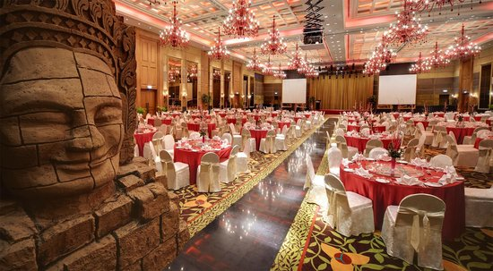 NagaWorld Hotel & Entertainment Complex: Grand Ballroom