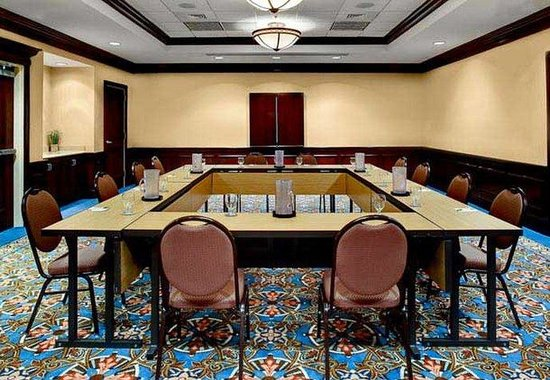 Courtyard by Marriott Chapel Hill: Event Space