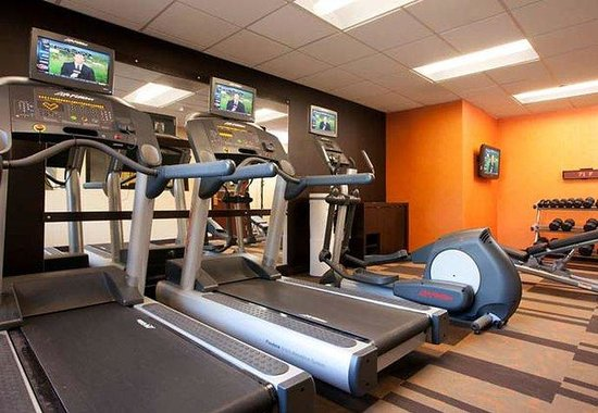 Courtyard by Marriott Tempe Downtown: Fitness Center