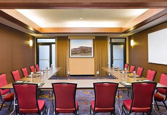 Courtyard by Marriott Tempe Downtown: Meeting Room – U-Shape Set up