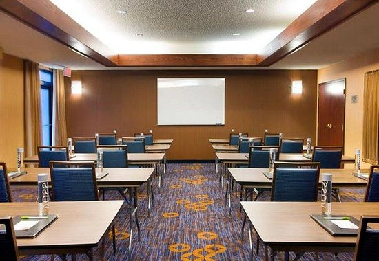 Courtyard by Marriott Tempe Downtown: Meeting Room – Classroom Set Up