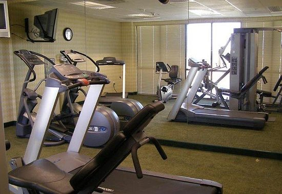 Rancho Cucamonga, CA: Fitness Center