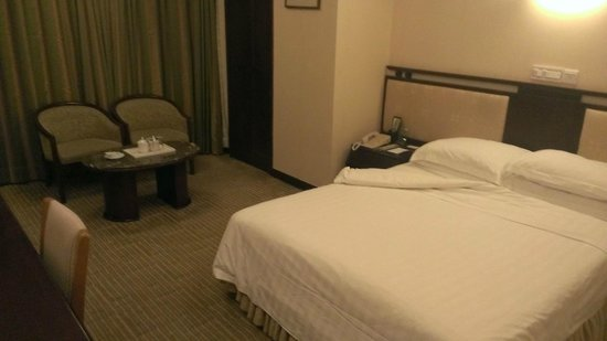 Zhuhai, China: bed room